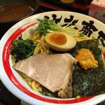 竹本商店 つけ麺開拓舎 - ウニつけ麺 大盛