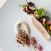 Etanserukawamoto - 料理写真:小倉ふるさと鶏のポッシェ