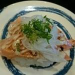 鮨庭 - ②炙りサーモンマヨネーズ