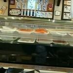 鮨庭 - 店内の様子