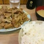 38607546 - 生姜焼き定食