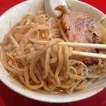 池田屋 - ラーメン小(730円)麺リフト