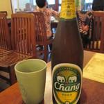 スイート バジル - チャンビール大ー冷え冷えー