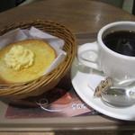 フォレスティ コーヒー - 2015/5 ブレンドSとタマゴトースト