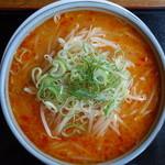 ほていや - 料理写真:辛味噌ラーメン(¥700税込み)