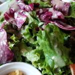 麹町カフェ - サラダ