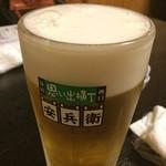 安兵衛 - ぷふぁー