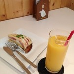 仏蘭西風洋菓子 ブローニュの森 - 料理写真: