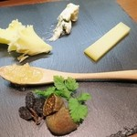 38614280 - チーズの盛り合わせ☆