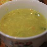 スーリヤチャンドラ - たまごスープ