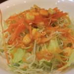 スーリヤチャンドラ - サラダ