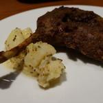フレンチ小料理バル megane - 骨付きフライド鴨