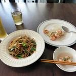 燕 東京茶楼 - 思いがけず豪勢な昼食に