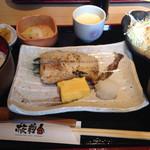 38617154 - さわらの西京焼き定食