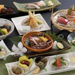 和食処 やまがた - コース料理