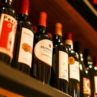 世界の美味しいワインを取り寄せ♪ボトルは1980円~◎