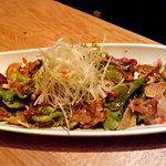 韓美膳 - サムギョプサルサラダ