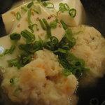 BAR MARUKO - 豆腐とまるこの手作りつみれ