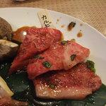3862663 - 上肉三点盛り(カルビ)