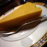 カフェ・トロワバグ - かぼちゃのムース