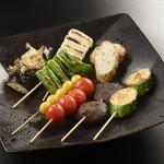雑賀 - 野菜焼き