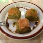 Niaribaba - トルコ伝統 ミルクパイ