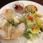 クリックアンドクラック - 白身魚と豆腐のみぞれ煮