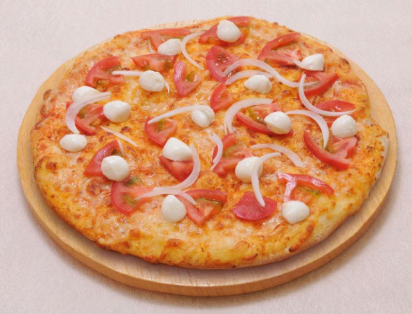 パラパラ ピザ