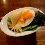 COFFEE HALL くぐつ草 - サラダ
