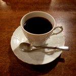 COFFEE HALL くぐつ草 - セットコーヒー