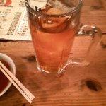 岩崎塾 - ウーロン茶