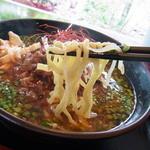 38630019 - 太麺を選びました