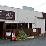 nike - nike・外観(2015.02)