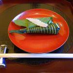 38633006 - 鯛のチマキ寿司