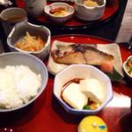 38633715 - 銀ダラ・鈴波定食