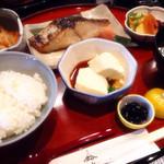 38633716 - お豆腐付き・鈴波定食