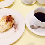 OSTERIA CO-CoLO - コーヒーとデザート
