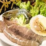 じゅじゅ庵 - 海鮮盛り