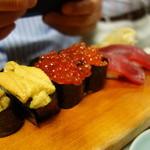 中華料理 揚子江 - 握り寿司