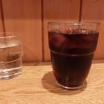 カレーハウス キラリ - アイスコーヒー付き