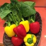 シュナカフェ - こだわりの野菜