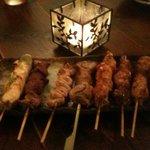 Shinshu Dining 猿楽 - おまかせ一人前+2本