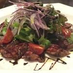 Steak&Wine Vabene - タリアータ!ボリューム満点でお値打ち★