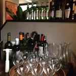 オステリア オルベテッロ - グラスワインいろいろ