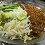 光麺 - ジャージャー麺