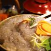 割烹 伊勢 すえよし - 料理写真:答志島発の生しらす丼