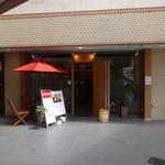 STEAK HOUSE sandbar - 店頭