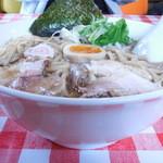 らー麺Chop - 中華そば中盛