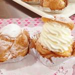 ママのケーキ屋さん - シュークリーム