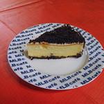 MLB Cafe Tokyo - チーズ・ケーキ